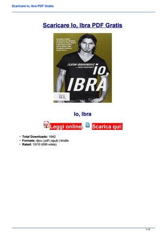Pdf libro ibrahimovic