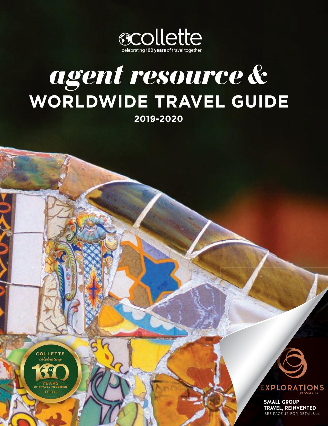 2019 2020 Agent Resource Guide Us By Collette Issuu