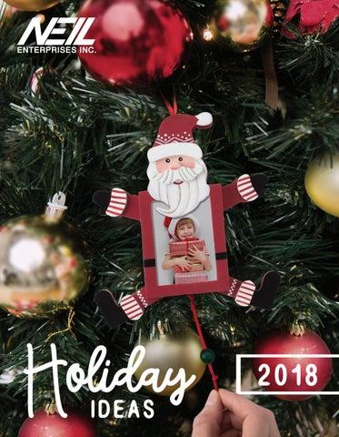 2018 Neil Enterprises Christmas Catalog By Neil Enterprises Inc