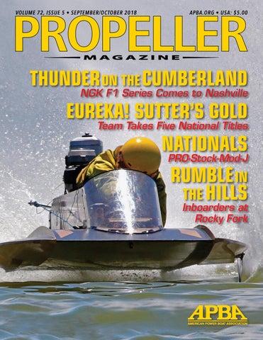 September/October 2018 Propeller Magazine by APBA - issuu