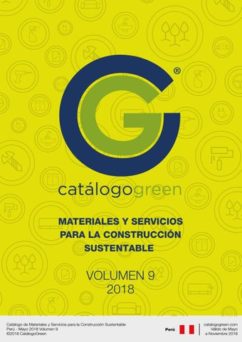 2378f127d CG Volumen 9 by CatálogoGreen - issuu