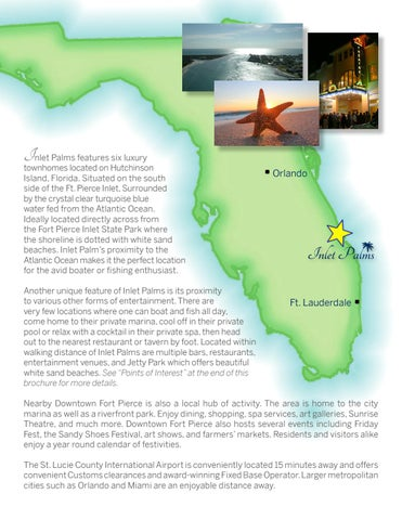 Hutchinson Island Florida Map.Inlet Palms Hutchinson Island Florida By Treasure Coast Sotheby S