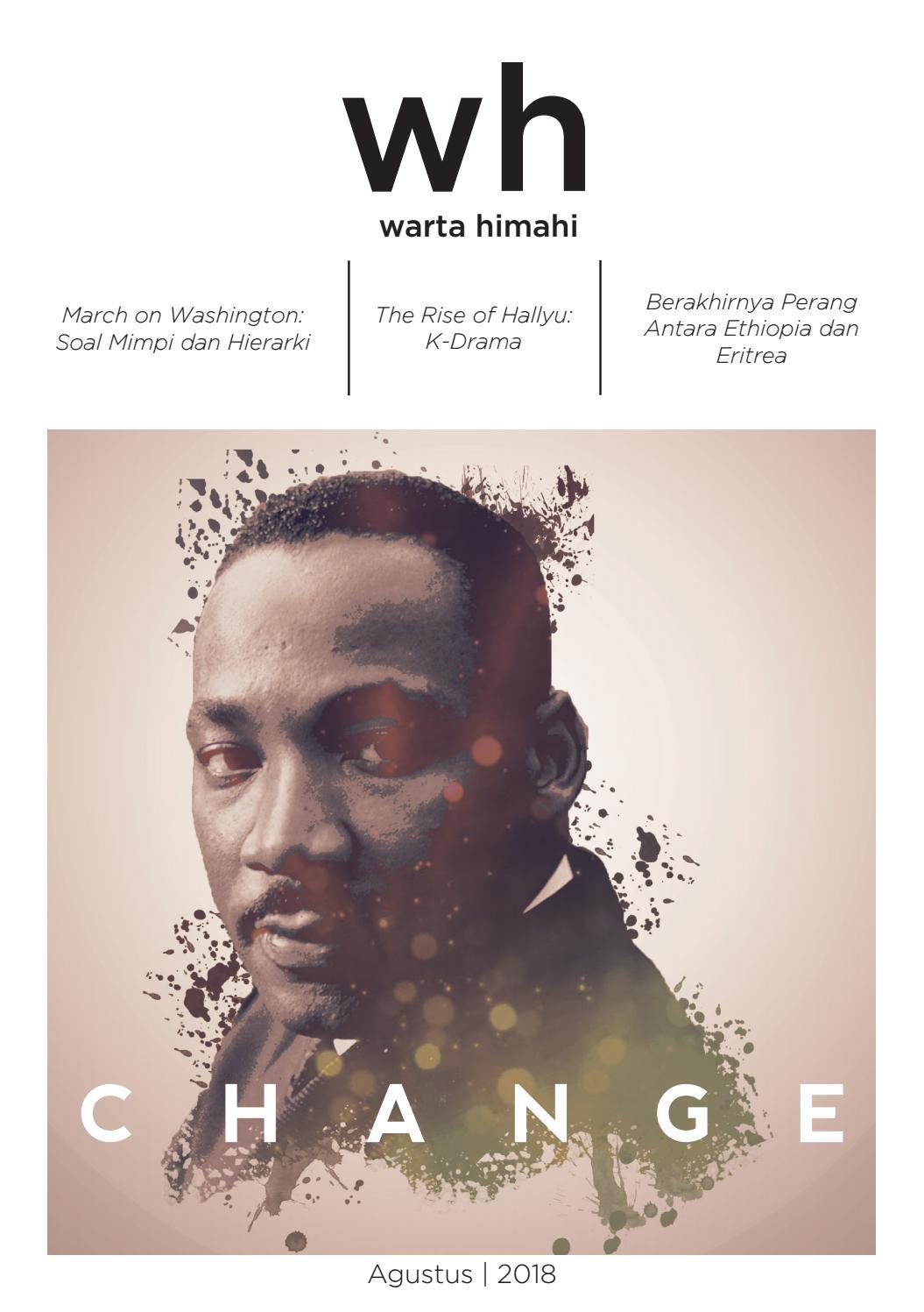 Change - Agustus 2018 by Warta Himahi - Issuu