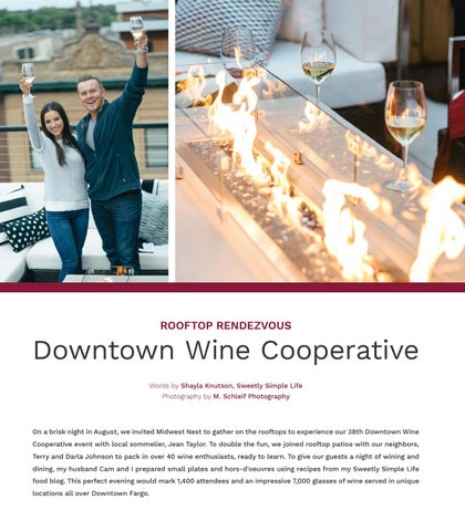 Page 12 of Downtown Wine Cooperative  [ Rooftop Rendezvous ]