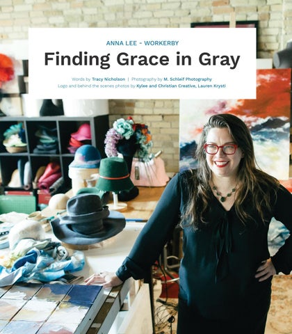 Page 20 of [ Anna Lee - Workerby ] Finding Grace in the Gray