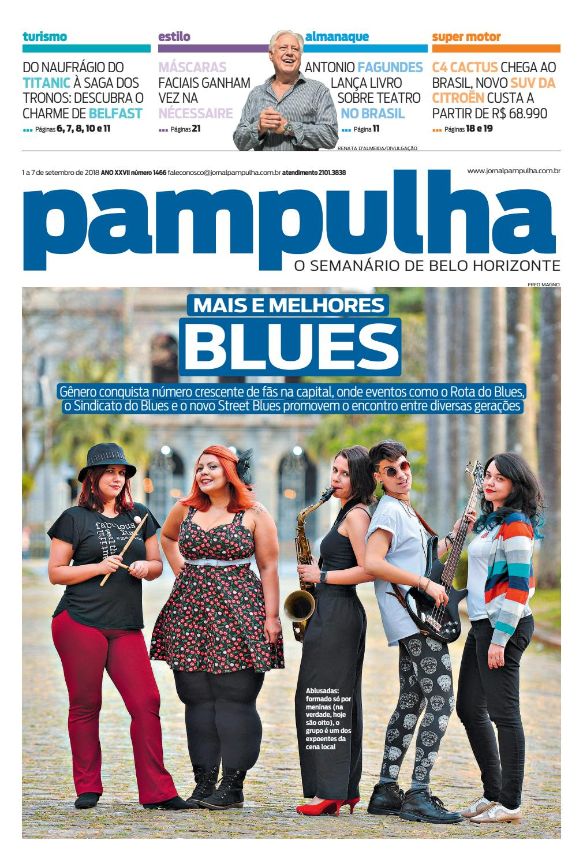 30dc76fb4 Pampulha, sábado - 01/09/2018 by Tecnologia Sempre Editora - issuu