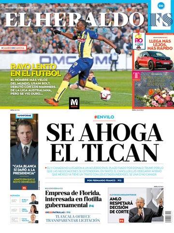 f20f5431dd2eb 1 de septiembre de 2018 by El Heraldo de México - issuu