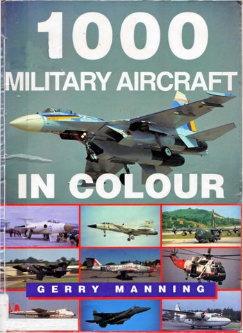 Airlife - 1000 Military Aircraft in Colour by tmails46 - issuu
