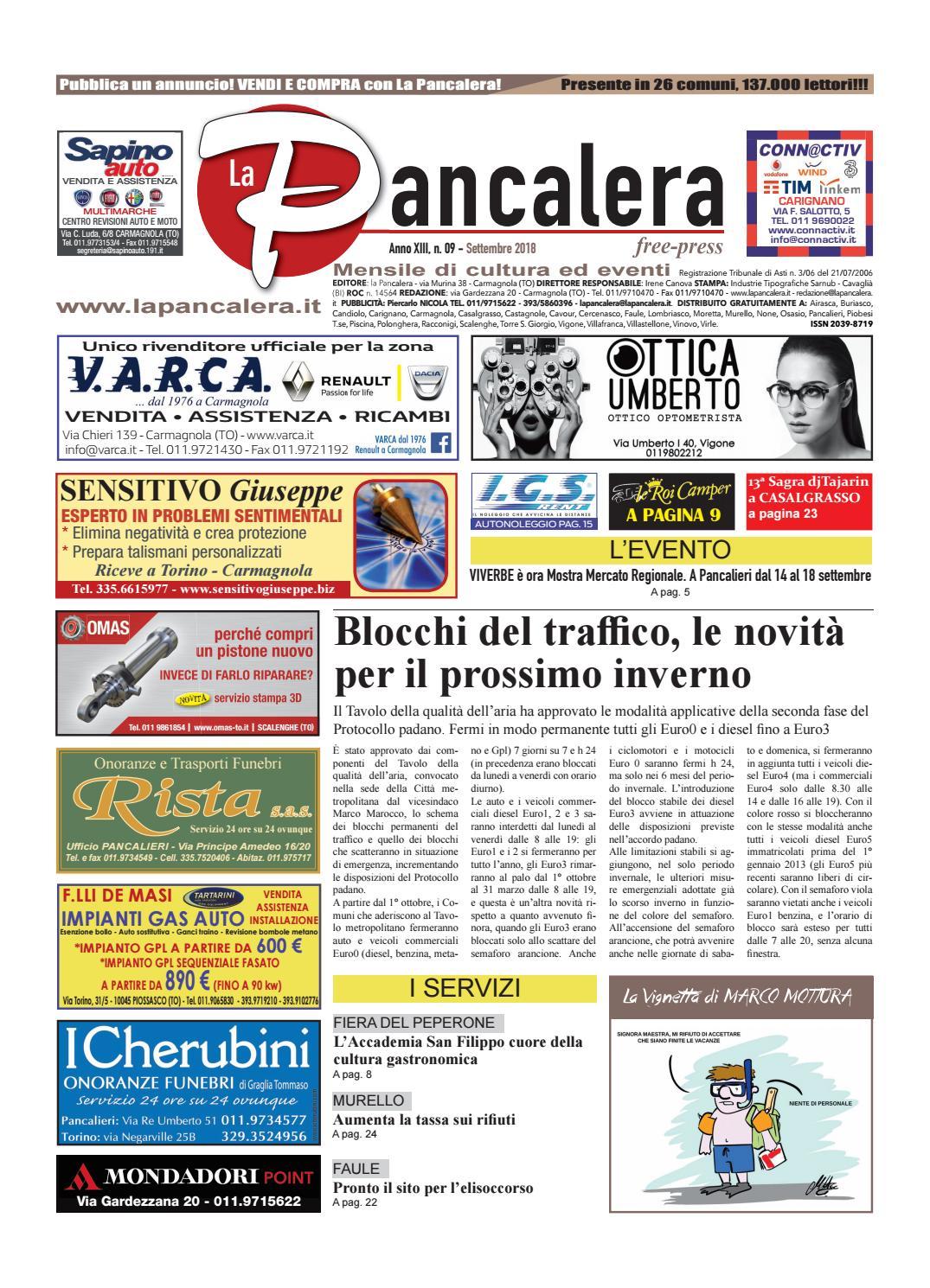 62d7a75b5b la Pancalera settembre 2018 by la Pancalera - issuu