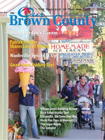 Sept /Oct  2018 OUR BROWN COUNTY by Our Brown County - issuu