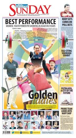 b1c212df986 Manila Standard - 2018 September 2 - Sunday by Manila Standard - issuu