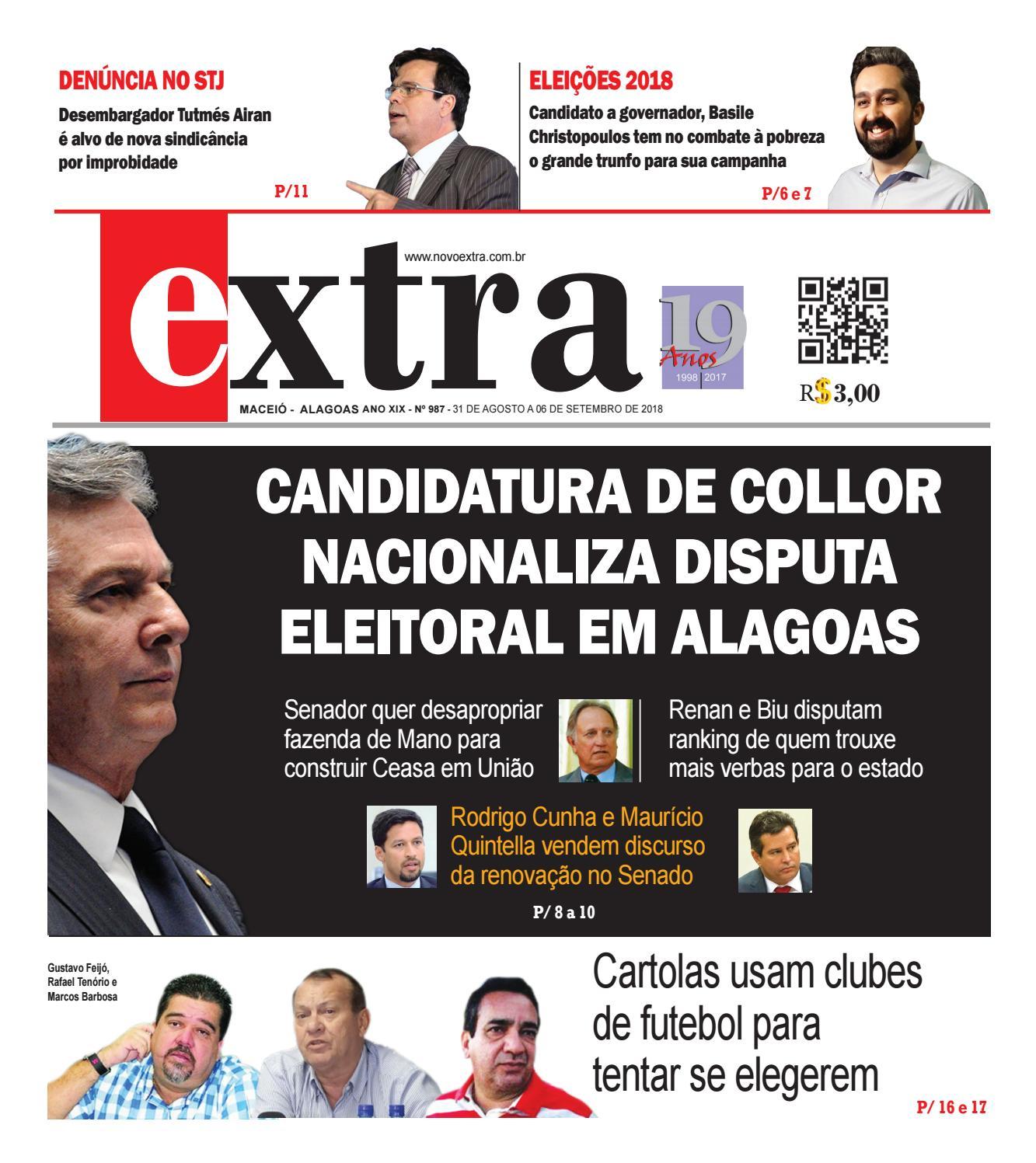 cfd8868b7f077 Edição 987 by Jornal Extra - issuu