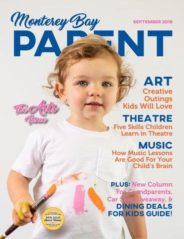 September 2018 Monterey Bay Parent by Monterey Bay Parent