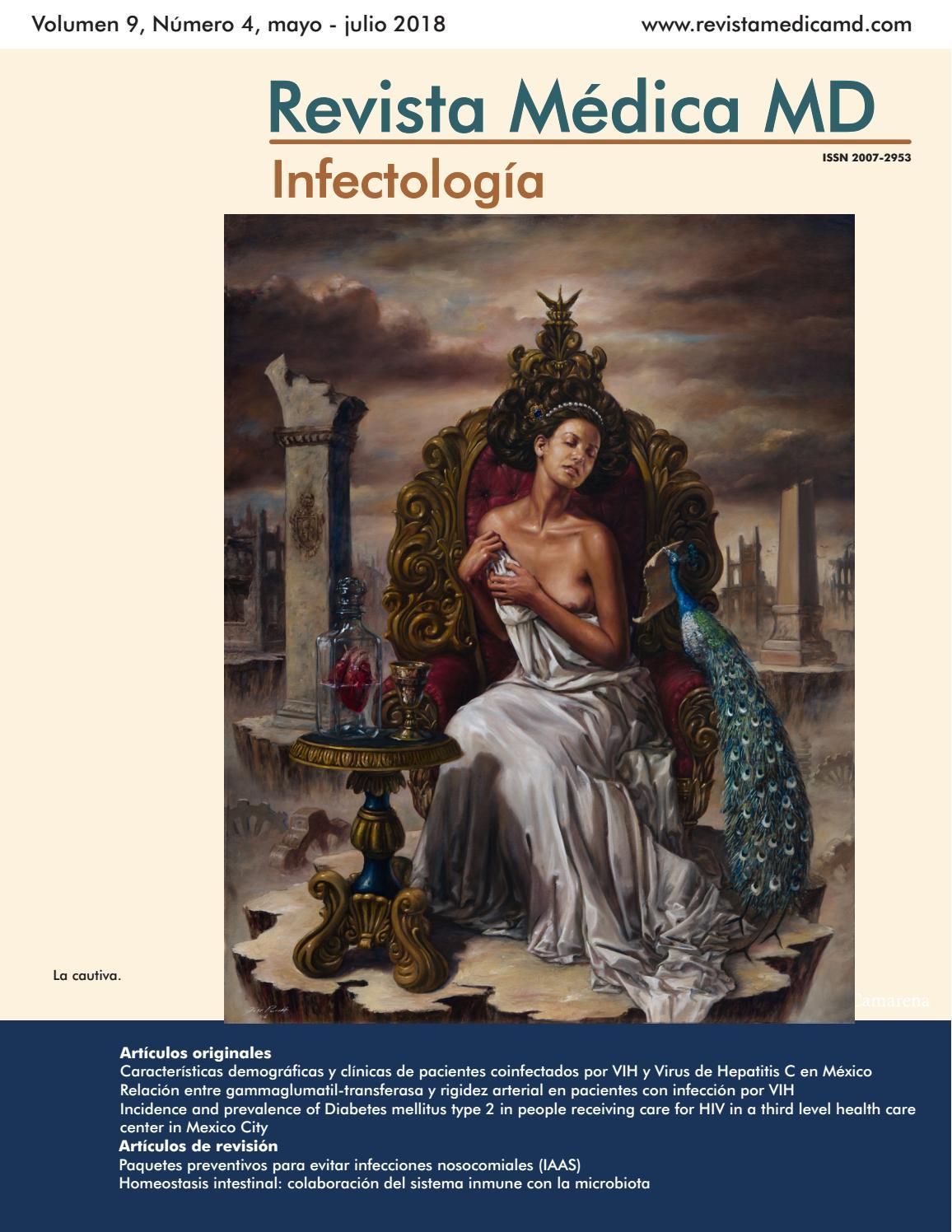Infectología by circuloparaguayom - issuu