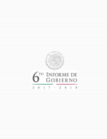 Sexto Informe de Gobierno de Enrique Peña Nieto by El Sol de México ... b78f5a6dba9