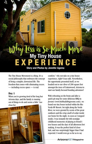 Page 30 of Why Less is So Much More: My Tiny House Experience