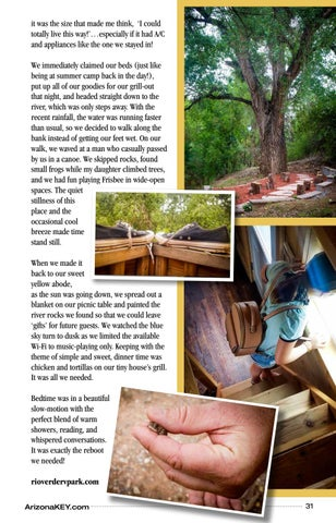 Page 31 of Why Less is So Much More: My Tiny House Experience