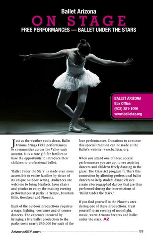 Page 53 of Arizona Ballet Performs Under the Stars