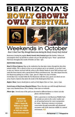Page 80 of Howly Growly Owly Festival at Bearizona