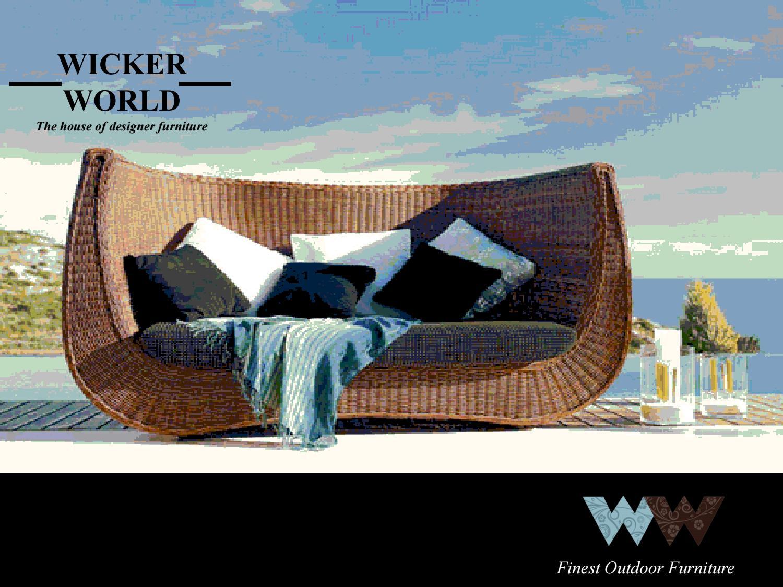 Wicker World Outdoor Furniture