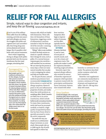 Page 24 of Relief for Fall Allergies