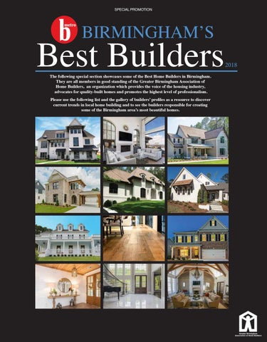Birmingham S Best Builders By Fergus Media Issuu