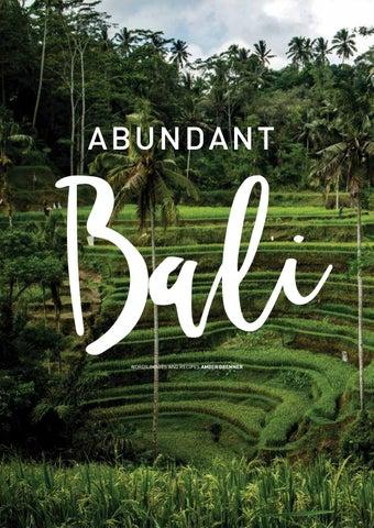 Page 22 of Abundant Bali