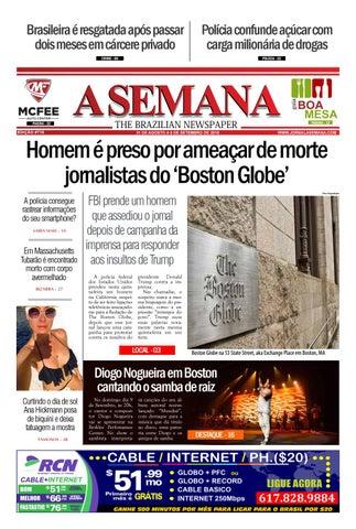 4c4c8c86eb A SEMANA - The Brazilian Newspaper by JORNAL A SEMANA - issuu