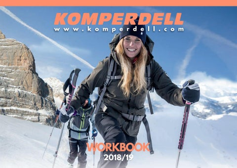 Black Komperdell Vario Summer Basket for Trekking Pole