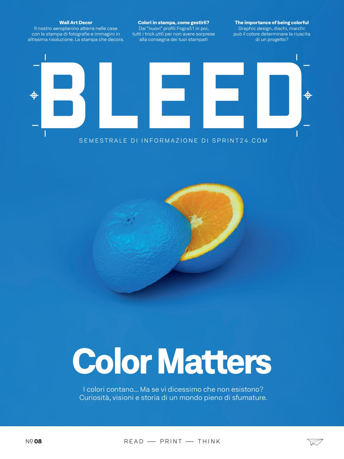 Bleed by Sprint24.com - Numero 8 2017 by sprint24.com - issuu a6b80c4b0025