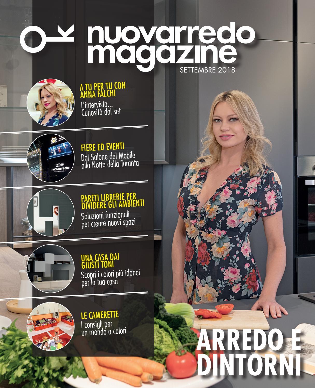 Nuovo Arredo Bari Santa Caterina.Nuovarredo Magazine Settembre 2018 By Nuovarredo Issuu