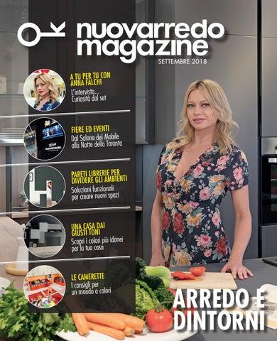 Nuovo Arredo A Taranto.Nuovarredo Magazine Settembre 2018 By Nuovarredo Issuu