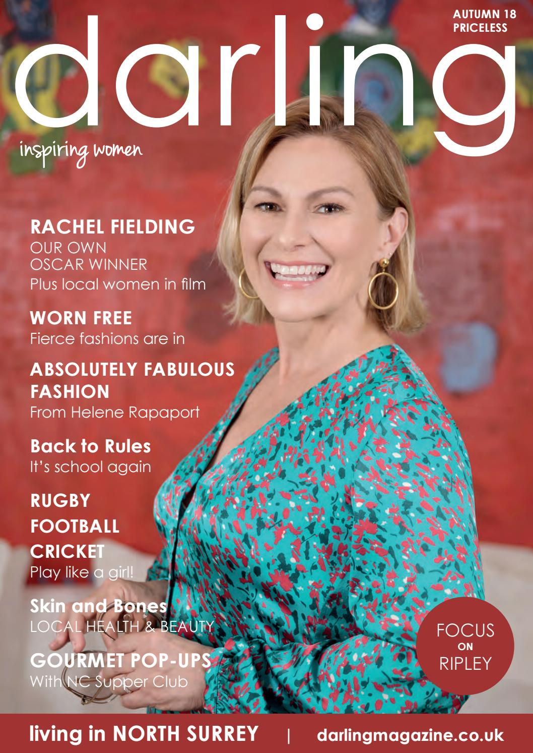 Darling Magazine North Surrey - Autumn 2018 by darling magazine - issuu