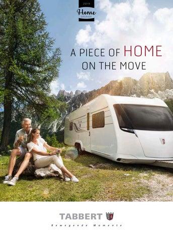 44f6af1ca52b41 Tabbert Caravans 2019 Hovedkatalog 2019 ENG by Intercamp A S - issuu