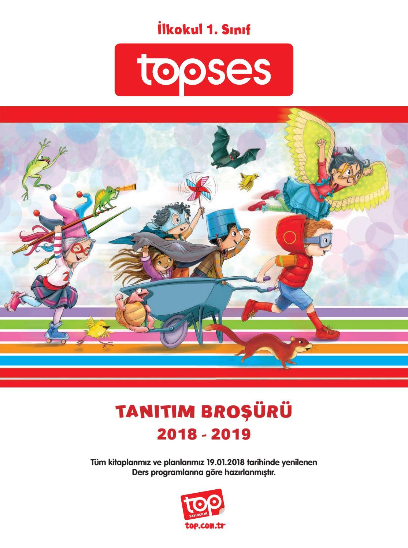 Topses Brosur By Top Yayincilik Issuu