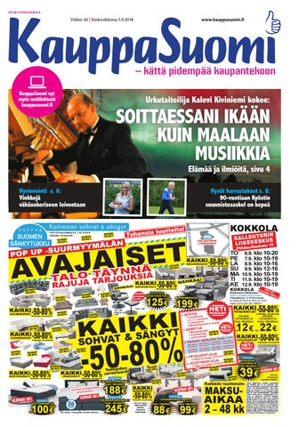 outlet store 8d08a 63e94 KauppaSuomi 36 2018 (K-P) by KauppaSuomi - issuu