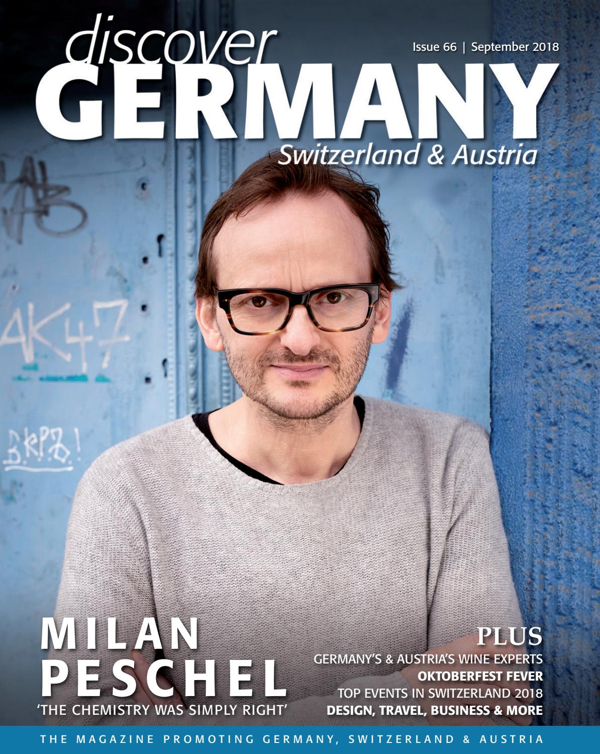 Discover Germany Issue 66 September 2018 By Scan Client