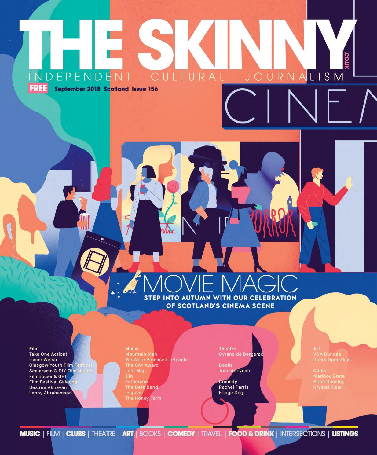 22a5bf7128d The Skinny September 2018 by The Skinny - issuu
