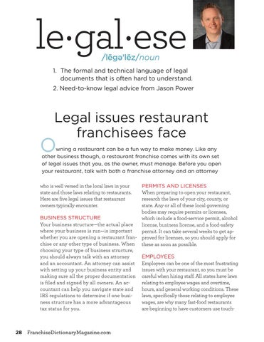 Page 28 of Legal advice