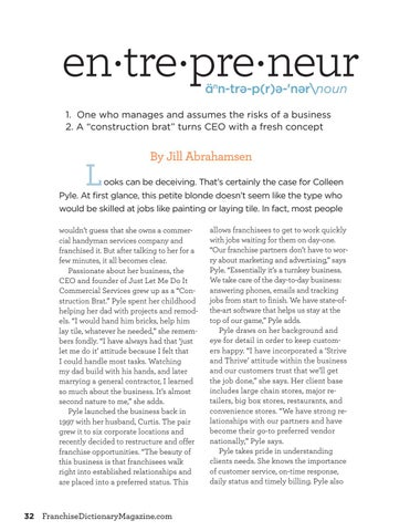 Page 32 of Entrepreneur