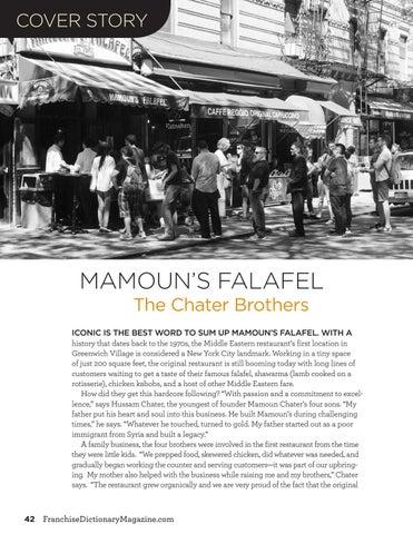 Page 42 of Mamoun's Falafel