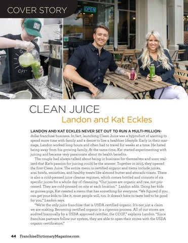 Page 44 of Clean Juice