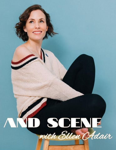 Page 82 of ATHLEISURE MAG AUG 2018 | AND SCENE WITH ELLEN ADAIR