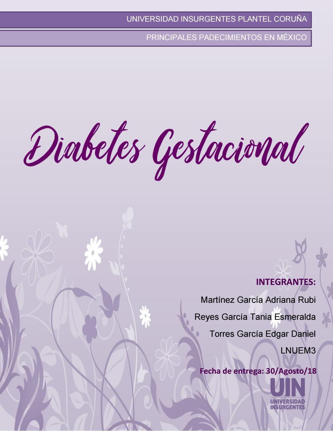 edulcorante para diabetes gestacional que