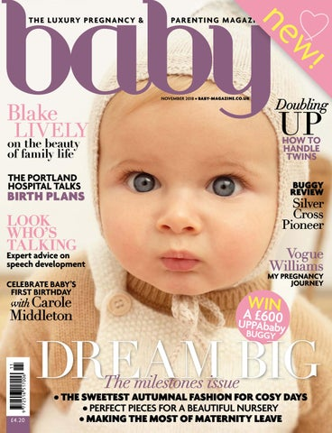7a30ef83e Baby November 2018 by The Chelsea Magazine Company - issuu