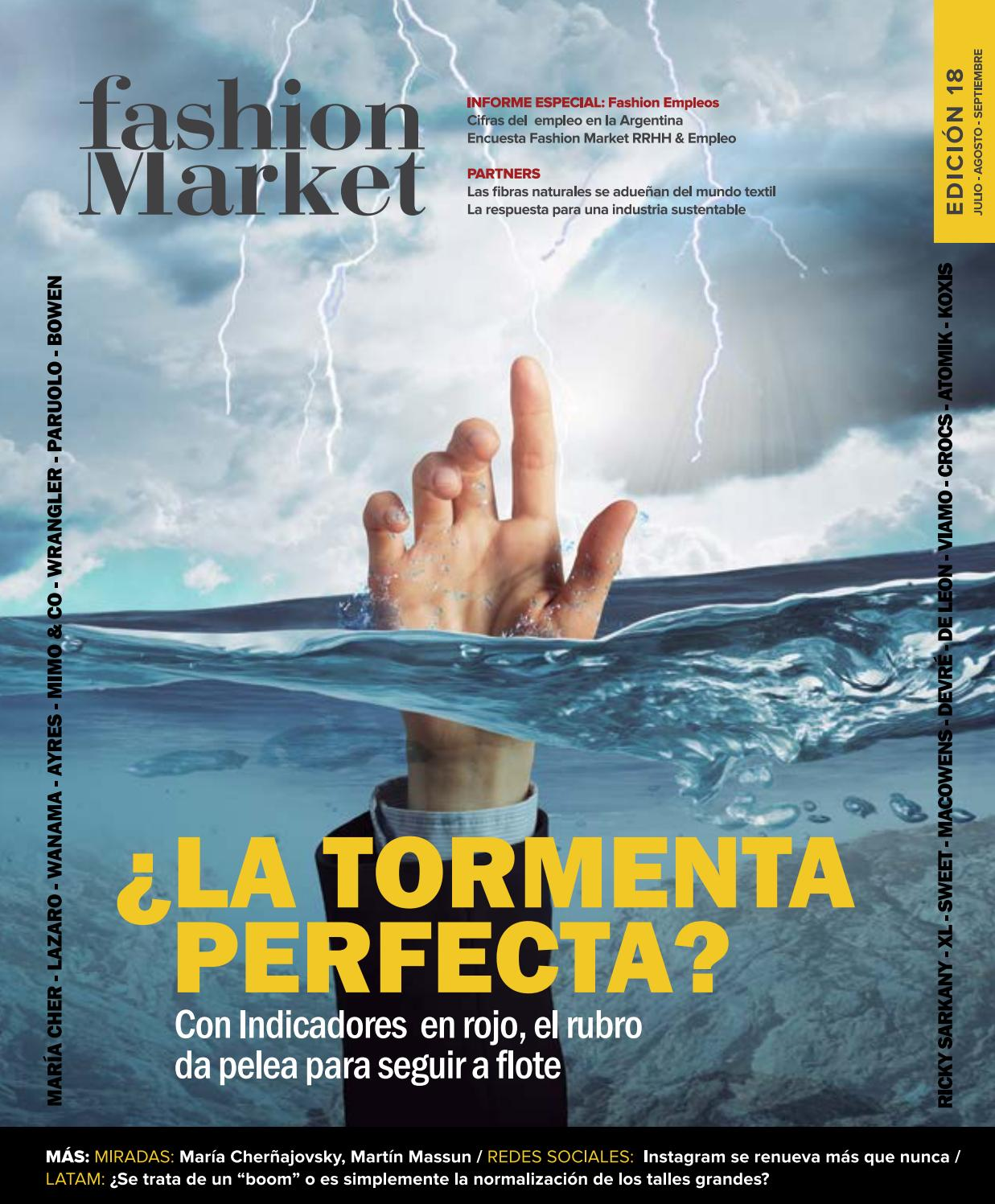 bc9bf5318b27c Revista Fashion Market - Edición 18 by Fashion Market - issuu