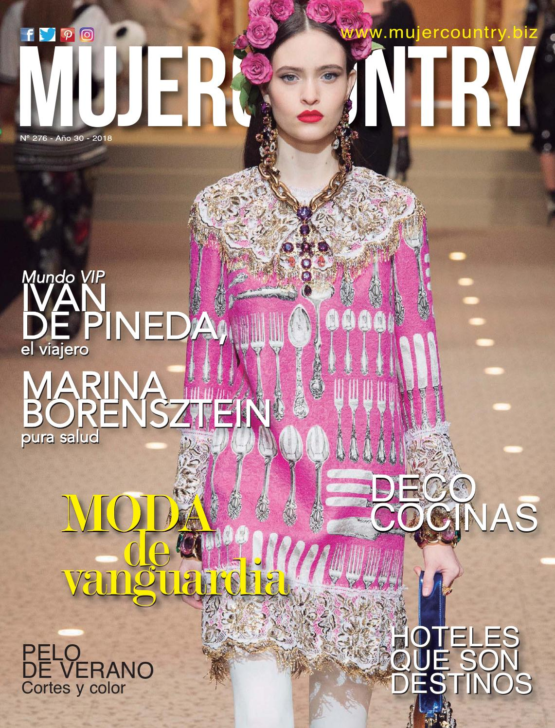 Revista Mujer Country Nº 276 - Septiembre 2018 by MujerCountry ...