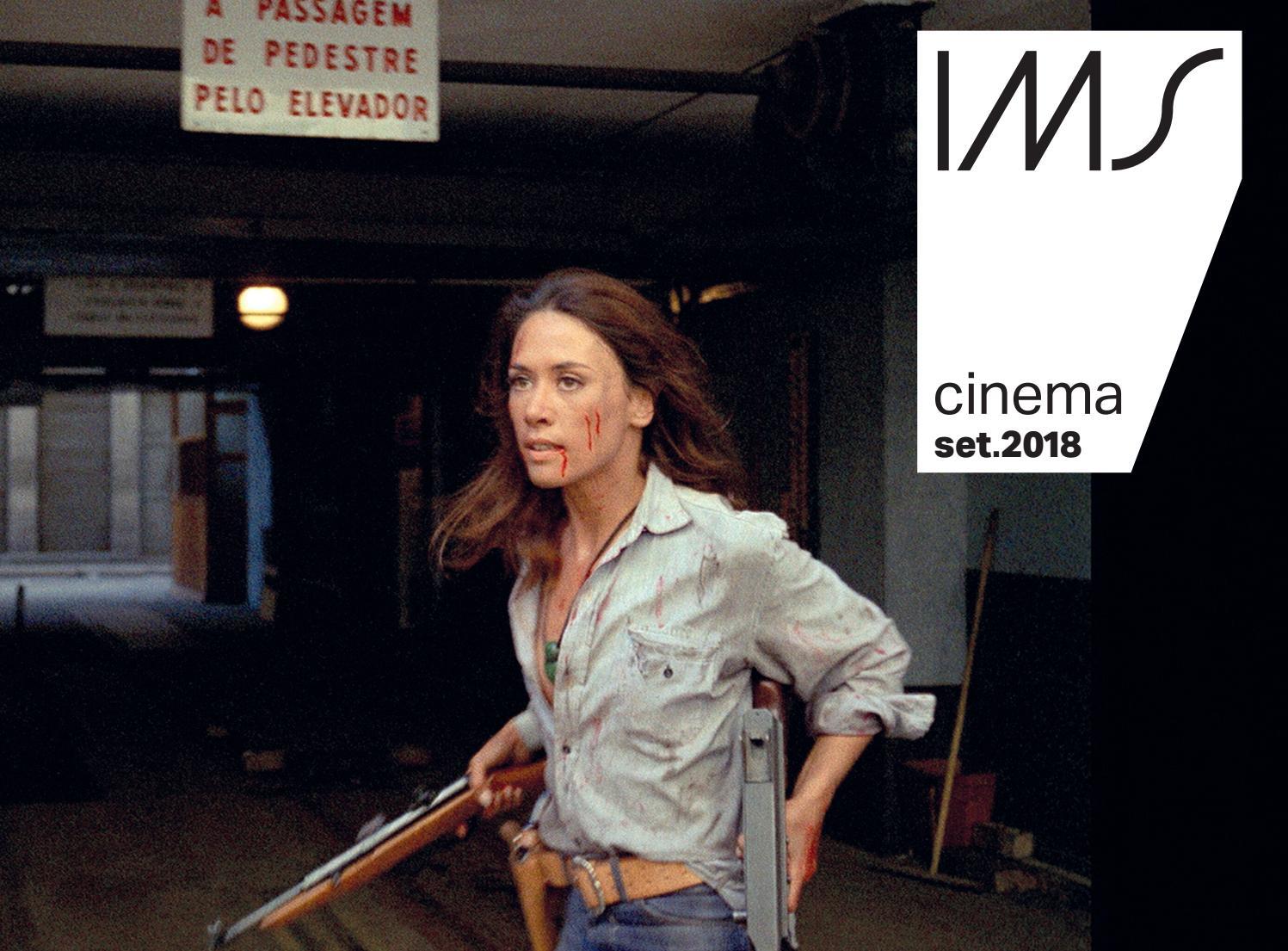 Ims Paulista Os Filmes De Setembro2018 By Instituto Moreira Salles