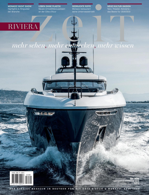 Riviera Zeit - September/Oktober 2018 by Riviera Press - issuu