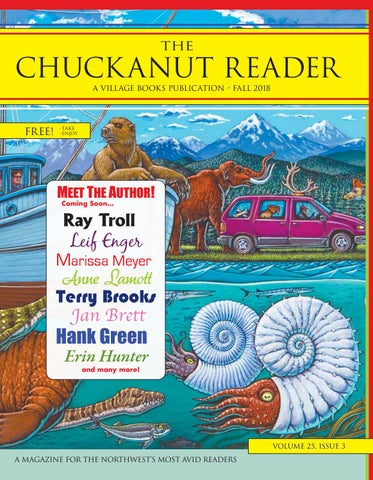 The Chuckanut Reader - Fall 2018 by Village Books and Paper